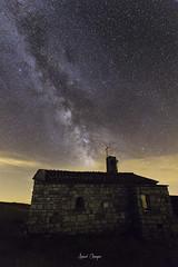 The small chapel (Tekila63) Tags: night nightshot milkyway chapel