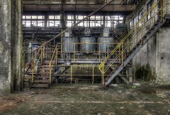 industrial dk (Captured Entropy) Tags: urbex lostplace decay abandoned iron steel industrial