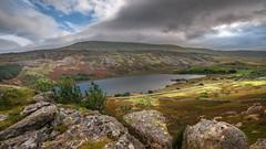 Llynnau Mymbyr (Einir Wyn) Tags: landscape lake light tree seasons sky colour color clouds rocks mountain snowdonianationalpark gogleddcymru northwales home britain uk llynnaumymbyr