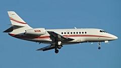 N40N Falcon 2000 JM Aviation Teterboro 28.11.2016 (G550) Tags: n40n falcon2000 jmaviation teterboro 28112016 teb kteb f2th
