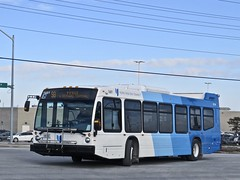 York Region Transit 1601 (YT   transport photography) Tags: yrt york region transit nova bus lfs