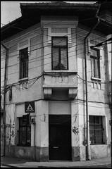 Cuza Voda Str. Iasi (Busy Doctor) Tags: leica bw house film vintage 50mm casa 14 romania epson hp5 v600 ilford r3 iasi voda armenian id11 lr4 cuza summiluxr