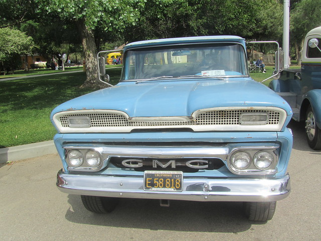 truck gmc 1960 k1500