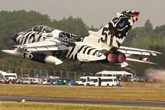 """ Arctic Tiger "" (PhoenixFlyer2008) Tags: speed aircraft military tiger airshow german burner takeoff fairford ids riat ag51 tornadoecr 4657 immelmann neilbates wwwairteamcanoncouk"