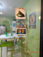Green Kitchen (SweetNest4Angel) Tags: city house living office bangkok property condo buy rent residence asoke sukhumvit  condoforsale  buycondo rentcondo