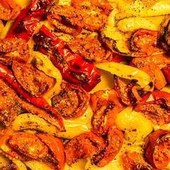 Baked Vegetables (Oleh Zavadsky) Tags: leica food texture kitchen surface ukraine x x2 xseries ternopil кухня текстура фактура їжа leicax2 ternopilskaoblast leicax2gallery поверхня