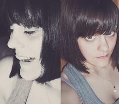 2 in 1 Self Portrait (insaness) Tags: portrait woman selfportrait girl self photography photo photoshoot autoportrait