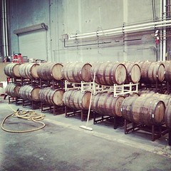 The magic is in the barrels.