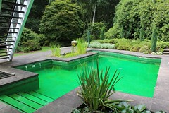 The Homewood (thedigitaliris) Tags: house architecture 1930s swimmingpool nationaltrust modernist thehomewood