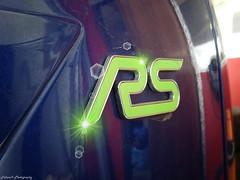 Ford Focus RS 2.5 '10 (Falcon_33) Tags: blue france ford chevrolet car race america focus power sony rally racing camaro course nascar dodge mustang corvette rs lemans nantes voitures sportcar carlzeiss amérique asphalte rx100 iamthespeedhunter