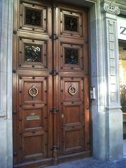 Puertas blindadas Barcelona