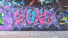 Den Haag Graffiti : SKORE (Akbar Sim) Tags: holland netherlands graffiti nederland tunnel denhaag thehague skore agga binckhorstlaan akbarsimonse akbarsim hofbinckhorst