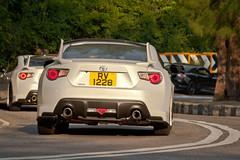 Toyota GT86 (Rupert Procter) Tags: china hk hongkong sheko smd rupertprocter
