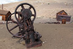 Berlin NV_0057 (Walt Barnes) Tags: berlin history vintage silver gold rust mine desert nevada rusty historic equipment machinery arid miningtown miningcamp wdbones99