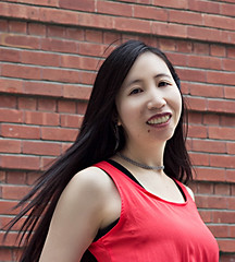 Flying Hair (shaire productions) Tags: portrait girl smile lady female asian person photography photo artist image chinese picture pic photograph imagery shaireproductions