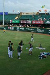 P1000666 (celeste_mer) Tags: 棒球 台南棒球場 2009年
