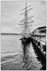 Lord Nelson (keith midson) Tags: boat sailing ship wharf tasmania hobart princes tallships no2 lordnelson derwentriver pw2