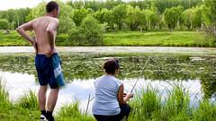 Рыбалка на Вологодчине 2013