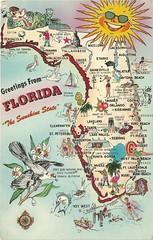 Florida (tico_manudo) Tags: florida maps mapas mapcards