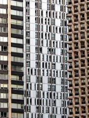 Facade de buildings Paris XV (alainalele) Tags: paris france french internet creative commons bienvenue 75 licence presse bloggeur paternité îlede pathologiebancale