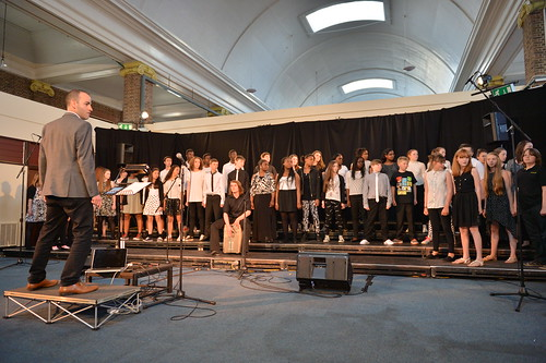 RM19 vocal group creates and stages new work inspired by Verdi's Requiem at FUSED Festival