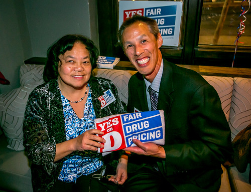 'Yes on D' Backers Cheer Landslide Win on San Francisco Drug Pricing Measure
