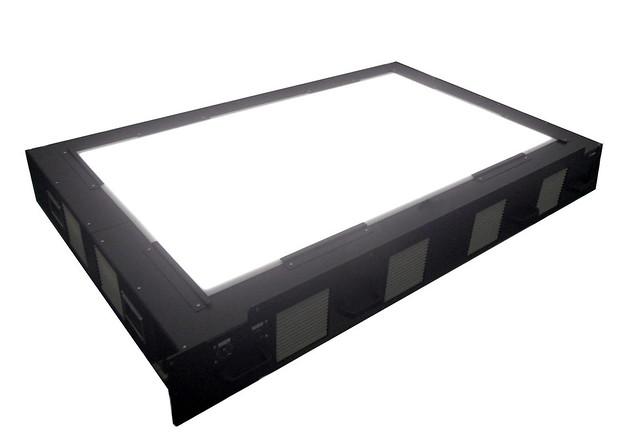 光學級高亮度 LED燈箱
