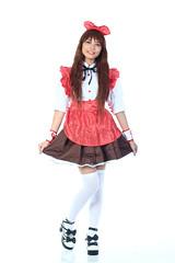 Cristina Miho Batoon (David & Anne's) Tags: cute girl socks asian costume model pretty cosplay lolita kawaii filipina maid vrs royalcosplay cristinamiho