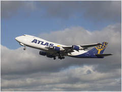 Boeing 747-4 N408MC (butterflyman minster) Tags: atlas boeing 747 n408mc