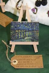 Notte stellata sul Rodano V.Van Gogh