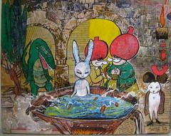 rabbit soup l (mc1984) Tags: rabbit soup canvas mc1984