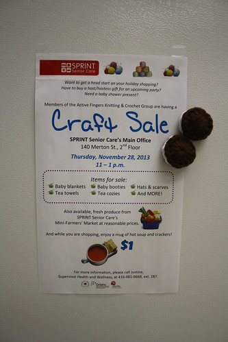 Craft Sale - 140 Merton - November 27, 2013 093