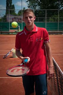 Alexandru Zorlentan, antrenor tenis