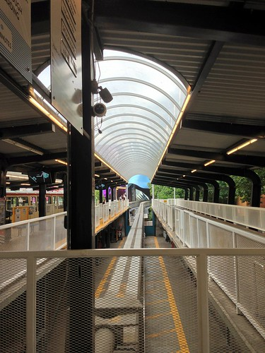 2013 YIP - Day 246: Monorail station