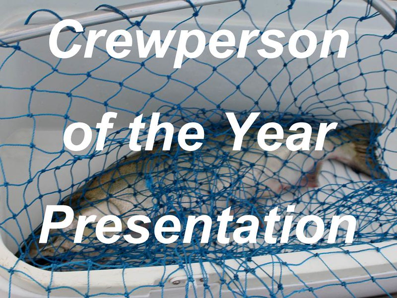 2013 Crewperson of the Year