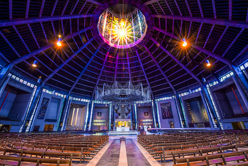 Liverpool Cathedral Church, UK - CIRCULAR