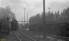 1975-04-02 Goslar (niek opdam) Tags: engine steam deutsche dampflok bundesbahn