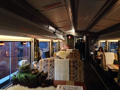 Portland is happening now (busdude) Tags: travel portland is amtrak cascades now happening talgo travelportland uploaded:by=flickrmobile flickriosapp:filter=nofilter portlandishappeningnow