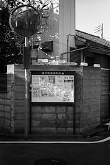 2013.12.15 Yokohama (nobring) Tags: street leica blackandwhite bw film monochrome blackwhite trix streetphotography 400tx yokohama summilux  m4    bwfp 7n4vju