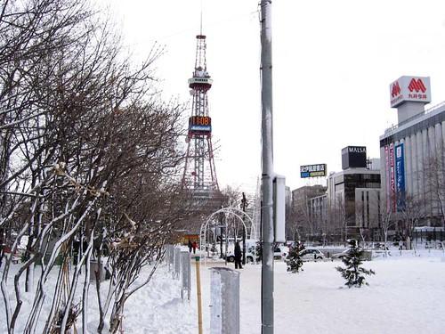 11年前の札幌