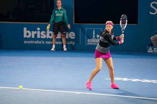 Brisbane International 2014: Victoria Azarenka