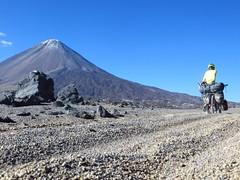 Rounding Volcan Peinado