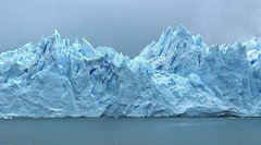 Perito Moreno Glacier (Poppa-D) Tags: blue patagonia cold ice argentina glacier peritomoreno peritomorenoglacier terminalface
