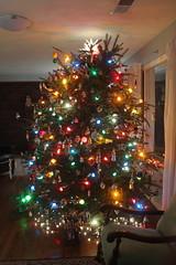 2013 Christmas tree (JeffCarter629) Tags: christmas christmastree christmaslights generalelectricchristmas gechristmas gechristmaslights