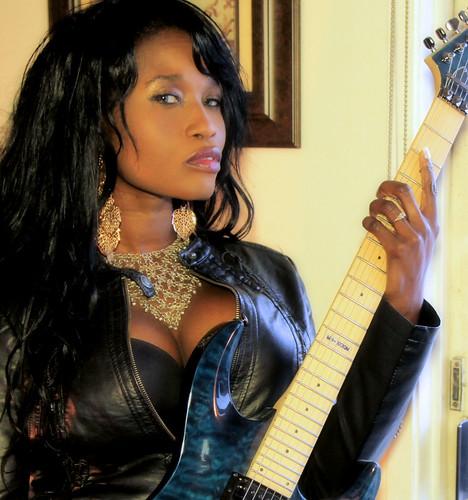 Goddess Queen Sabine, POP Rock Star!