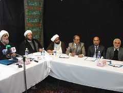 Sheikh hosting the Bahrain Conference in Sydney