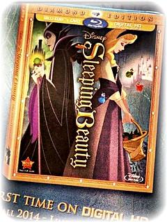 Sleeping Beauty Diamond Edition Cover!