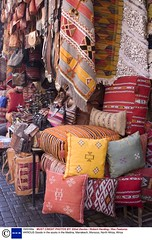 1500199a (ilustrao infantil) Tags: africa travel carpet outdoors souvenirs day market crafts north stock craft goods morocco marrakech souk medina rug marrakesh textiles various rugs carpets souks trade cushions fabrics marrocos suk suq suks suqs notpersonality {vision}:{text}=0531 {vision}:{outdoor}=0583 11645081