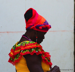0544 Colorful Cartagena (Don C. over 2 Million Views) Tags: woman color colorful columbia cartagena
