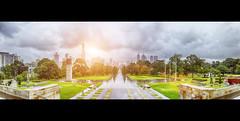 Melbourne City Pano